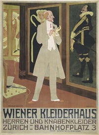 wiener kleiderhaus by adolf karpellus
