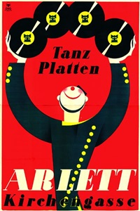 arlett tanzplatten by otto lobl