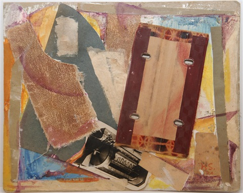 untitled by kurt schwitters