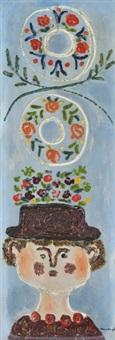 plate board by margit anna