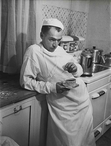 ernest ceriani from country doctor by w eugene smith
