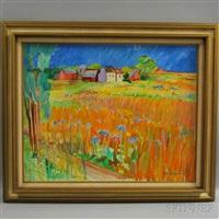 easton meadow (borderland) by geraldine douglas goldman