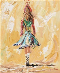irish dancer by lorna millar