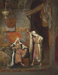 an idle conversation by arnoldo corrodi