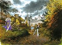 les contes de perrault by dany