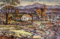 landscape by michalis kandylis