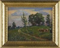 landscape by hugh h. campbell