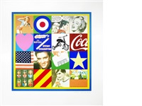 sources of pop art iii by peter blake