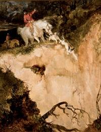 la caza del zorro by james bateman