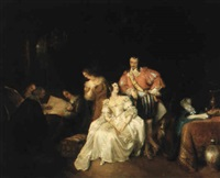the marriage contract by robert william buss