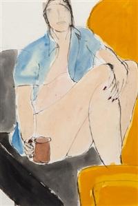 female nude by john emmanuel
