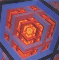 composition géometrique by jean allemand