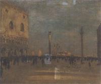 piazza san marco, venzia by alessandro altamura