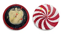 dartboards by zhang enli