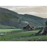 maison porter, st. sauveur des monts by joseph st.charles