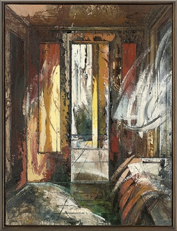 interior by john monks
