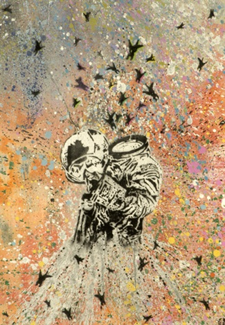 headless astronaut by nick walker