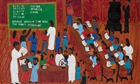 schoolhouse (the wood boy) by winfred rembert