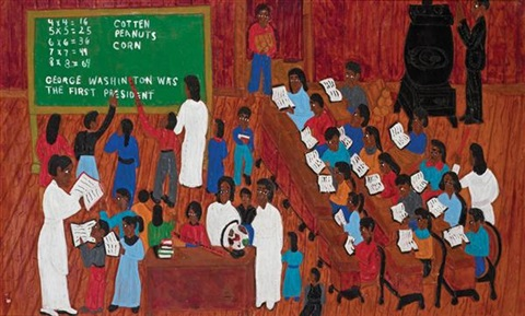 schoolhouse the wood boy by winfred rembert