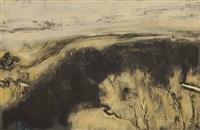 after bushfire by robert litchfield juniper