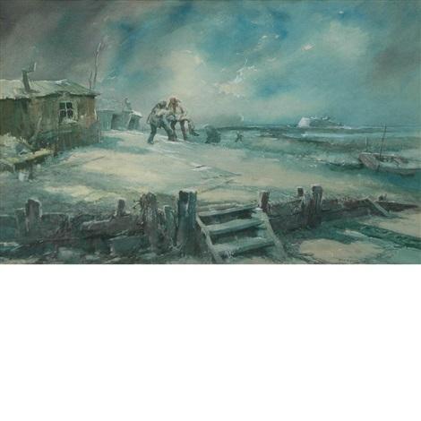 the rescue by everett shinn