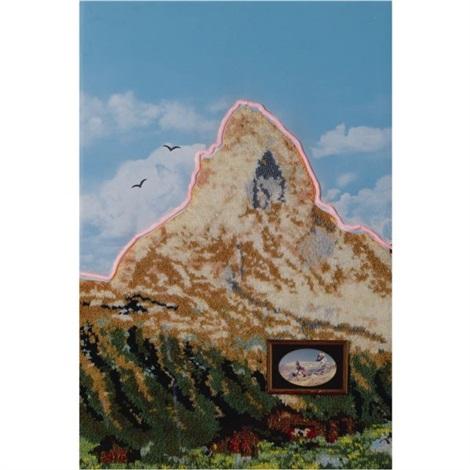 mont cervin 4478 m matterhorn by woody van amen