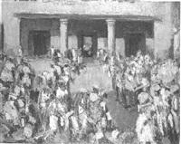 día de mercado en chiapas by roberto fernandez balbuena