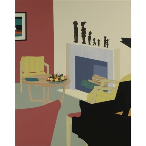untitled interior no. 5 by kevin appel