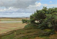 from the jutland heath by hans ludvig smidth