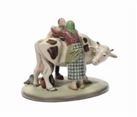 la mucca by giovanni grande