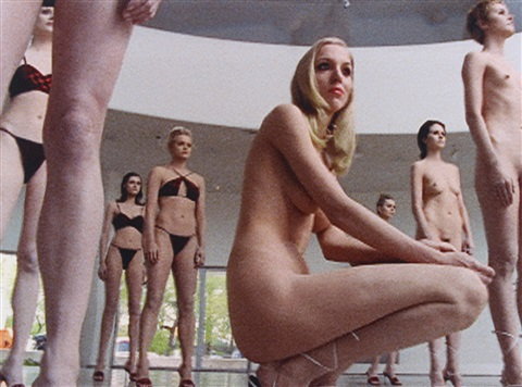 vb35 performance by vanessa beecroft