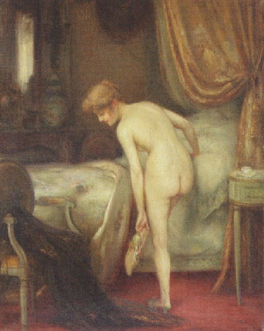 in the boudoir by e tabari