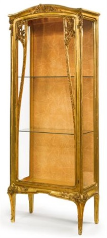 vitrine by louis majorelle
