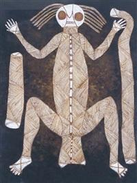 sacred rock keeper dreaming by peter nabarlambarl