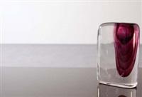 the sasso vase by antonio da ros