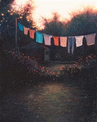 laundry line by scott prior