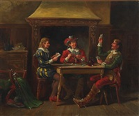 the card game by a. austen