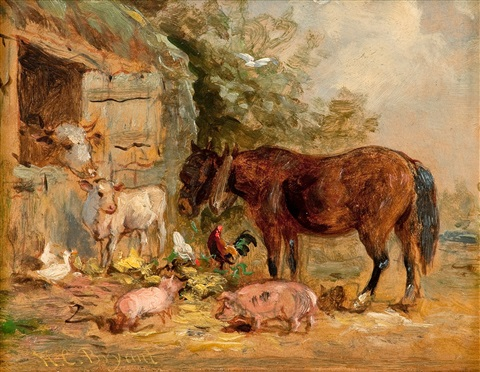 farm animals by henry charles bryant