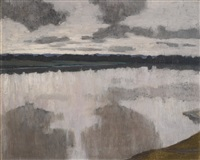 lake view by paul henry