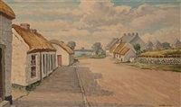 cottages by william h. burns