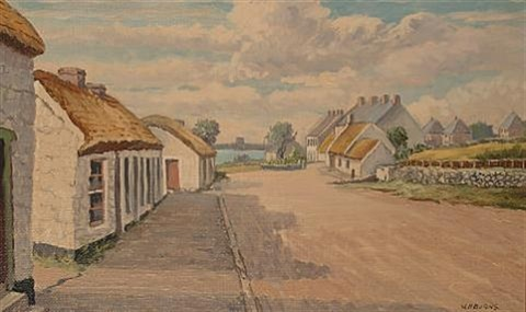 cottages by william h burns
