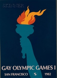 gay olympic games i by geoffrey graham