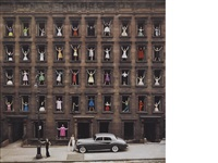 girls in the windows, new york city by ormond gigli