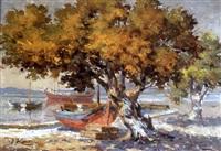 seashore by antonis kanas