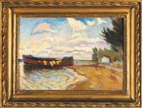barka by stanislaw kamocki