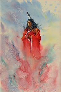 mystic warrior by gerry michael metz