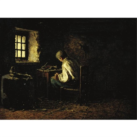 the cobbler by antoine jean bail
