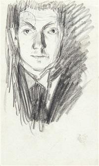 autoportrait by henri evenepoel