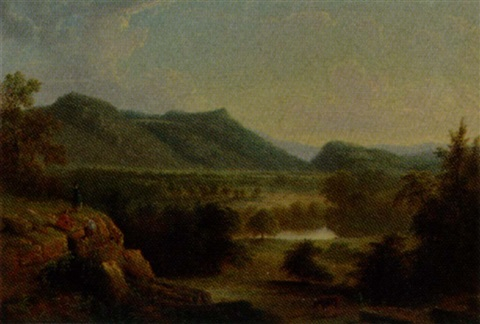 dover plains dutchess county new york by asher brown durand