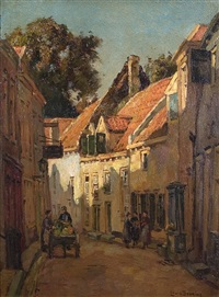 oud zutphen by louis soonius